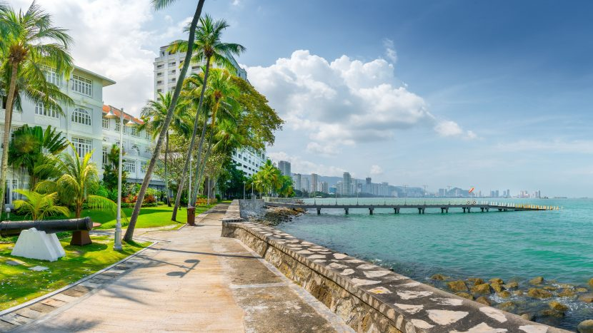 penang malaysia b40c38589e794a61ba904d64c0a02c43 830x467 - Top places to travel to when visiting Malaysia