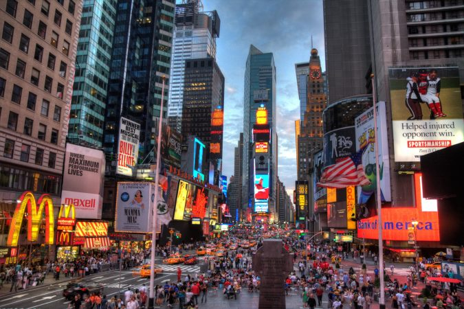 New york times square terabass 675x450 - How To Rent An Apartment In New York City