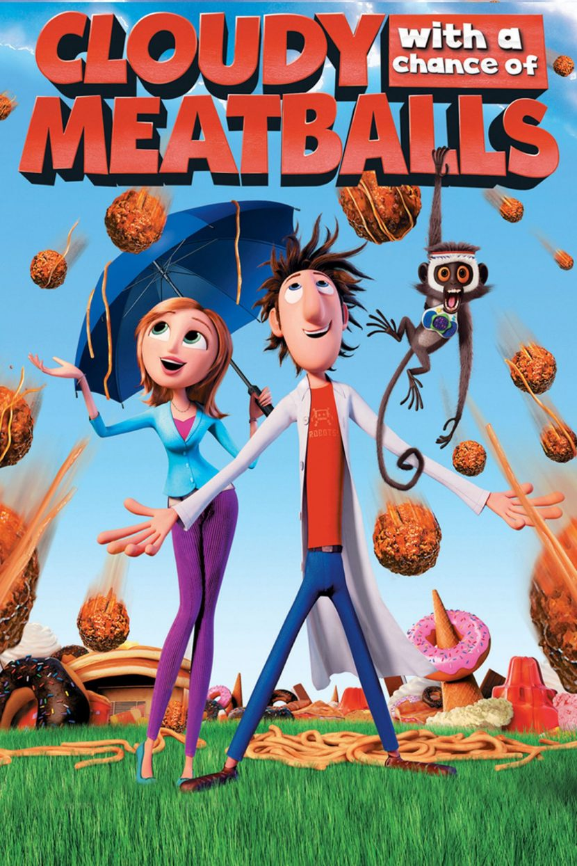 cloudy with a chance of meatballs 830x1245 - Best Family-Friendly Movies on Netflix
