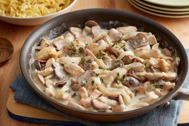 chicken 370x247 - Chicken and Walnut Salad