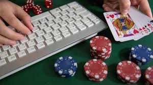 poker with keyboard - Gambling should be for Fun Only
