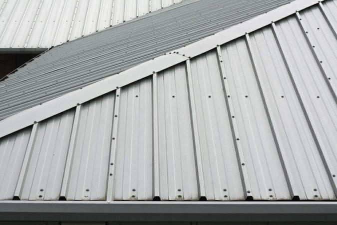 bumbung besi
